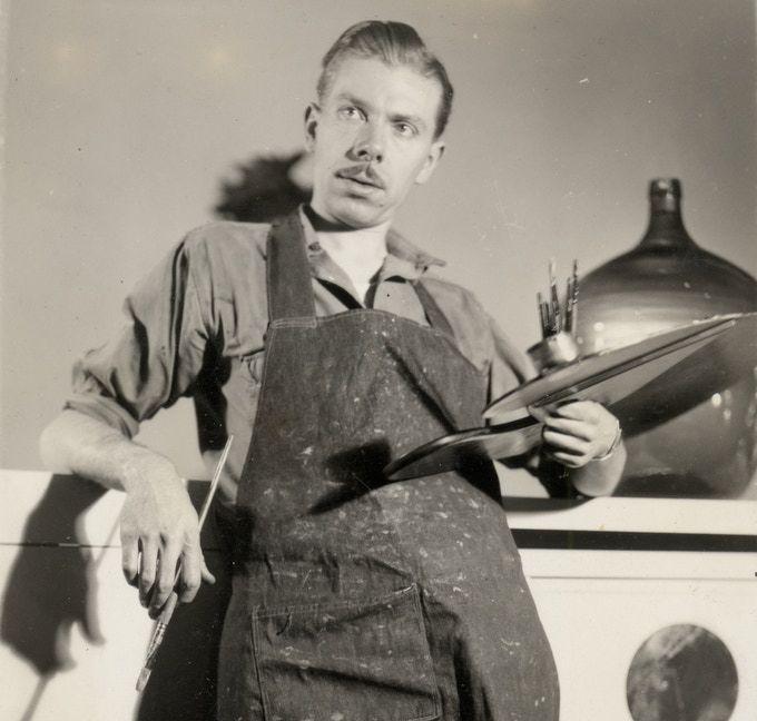 Walter Baumhofer, Usa, 1904-1987