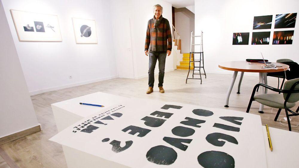 Alfons Freire, poesía visual