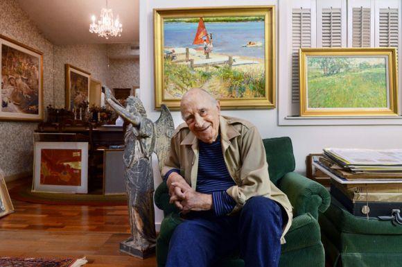 Bernard 'Bernie' D'Andrea, Usa, 1923-2016