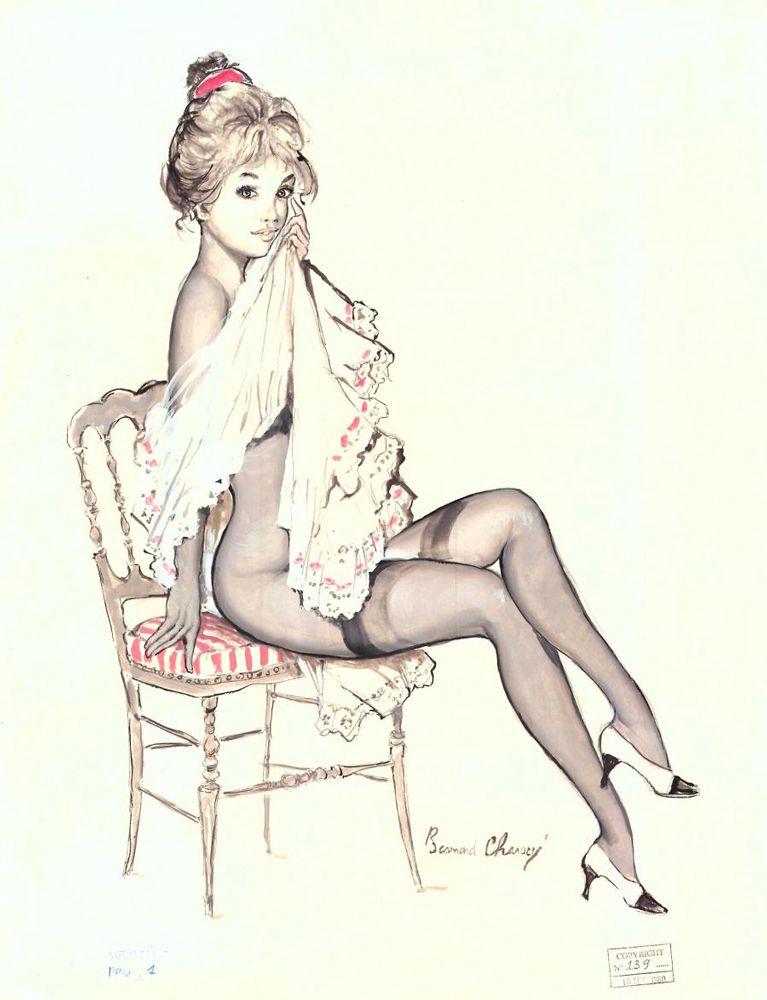 Bernard Charoy, Francia, 1931