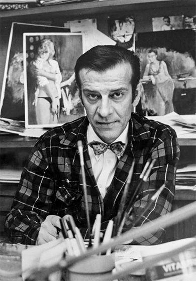Carlo Jacono, Italia, 1929-2000