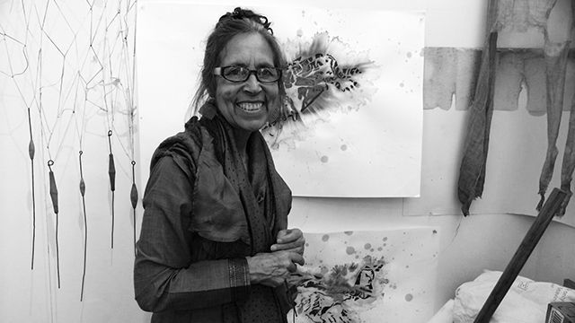 Cecilia Vicuña, poesía visual