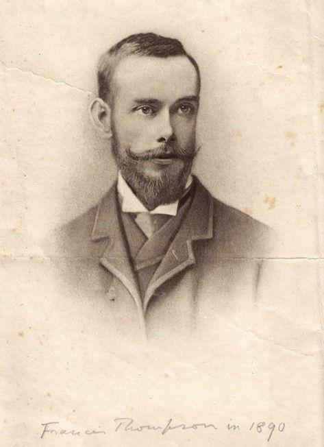 Francis Thompson, Inglatera, 1859-1907