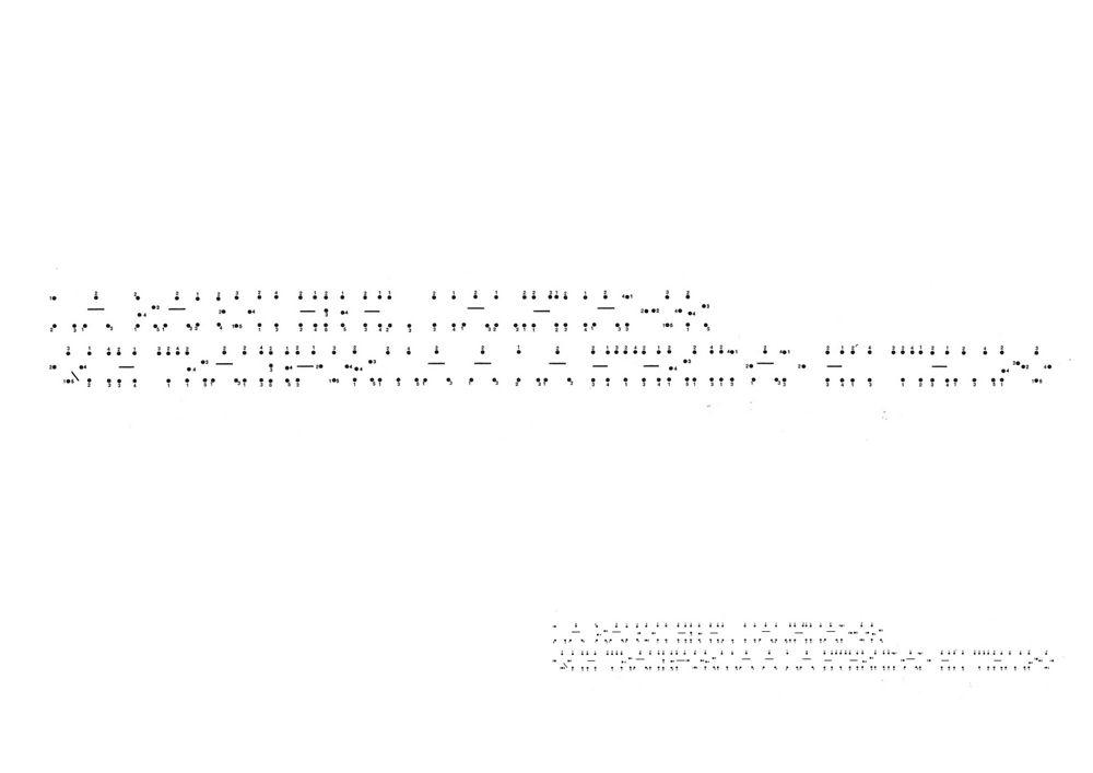 Javier Robledo, poesía visual