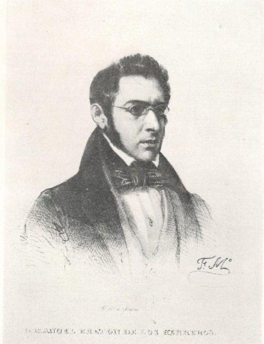Manuel Bretón de los Herreros, La Rioja, 1786-1873