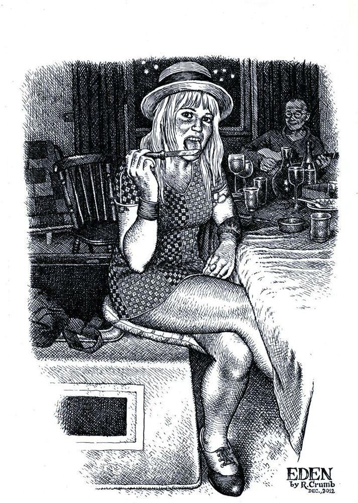 Robert Crump, Usa, 1943