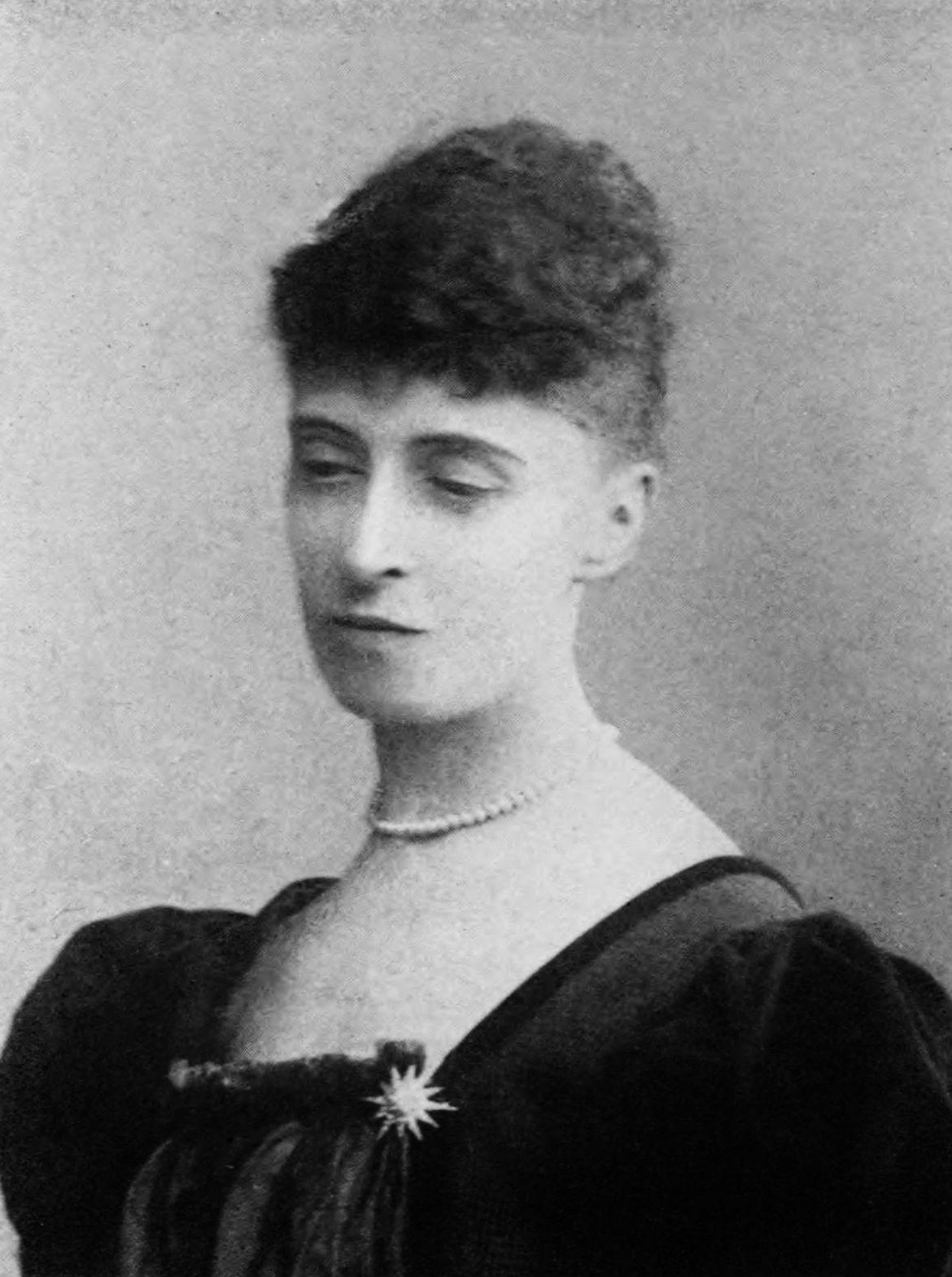 Alice Meynell, Inglaterra, 1847-1922