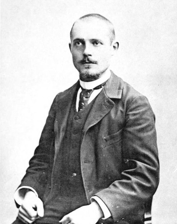 Charles Péguy, Francia, 1873-1914