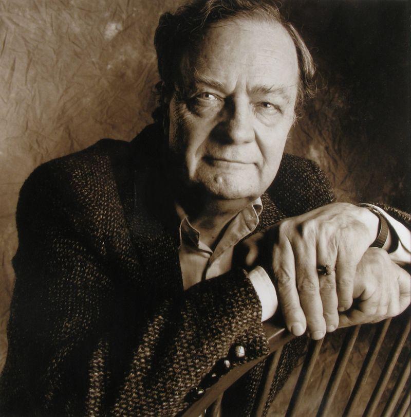 Donald Hall, Usa, 1928-2018