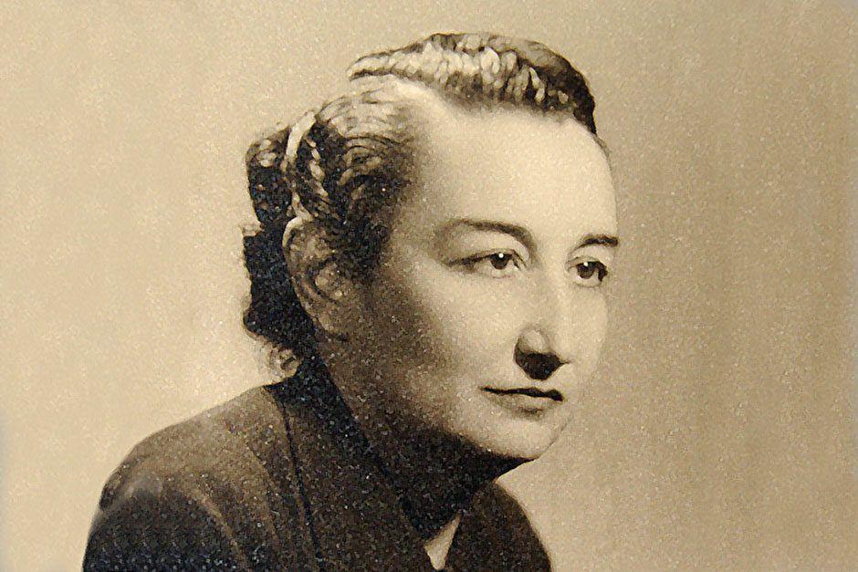 Ernestina de Champourcín, Vitoria, 1905-1999