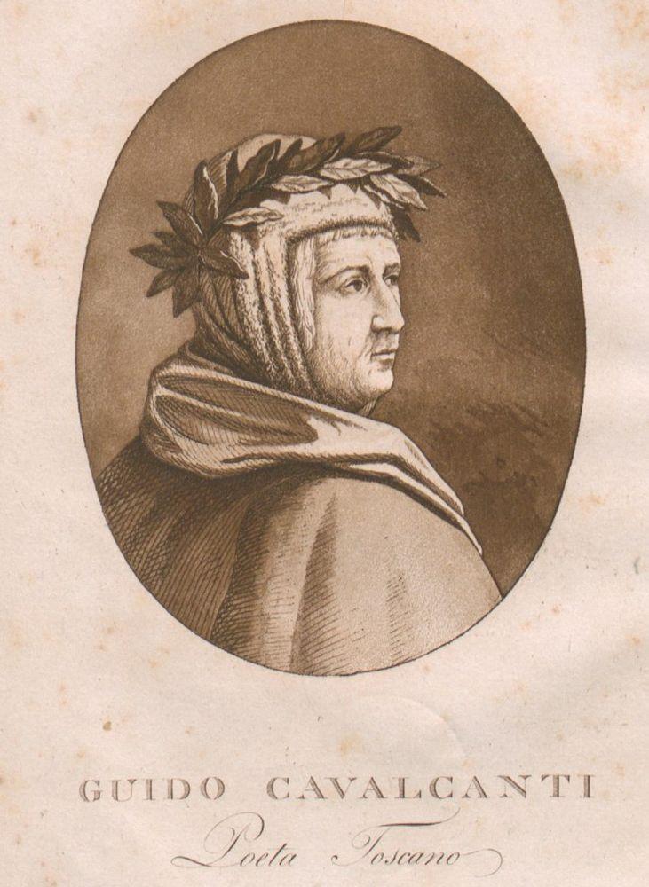 Guido de Cavalcanti, Florencia, 1258-1300