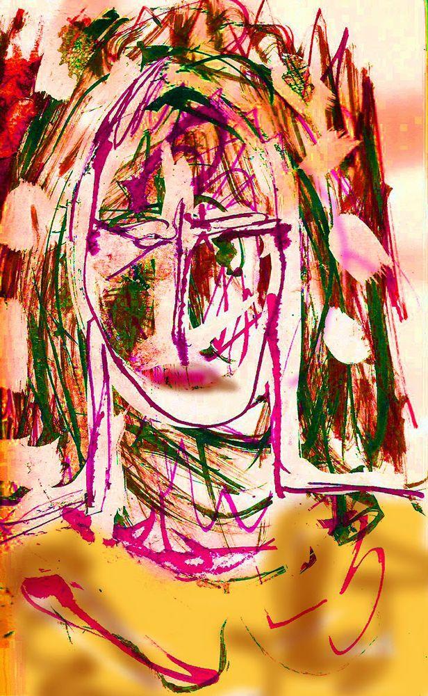 Hilda Paz, poesía visual