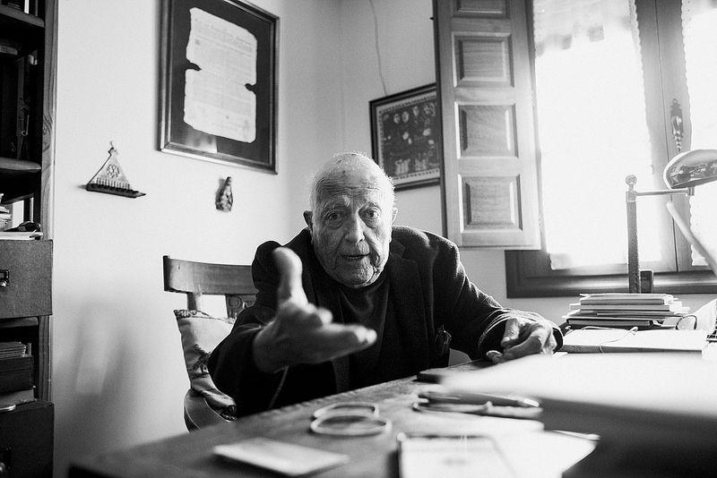 José Jiménez Lozano, Ávila, 1930-2020