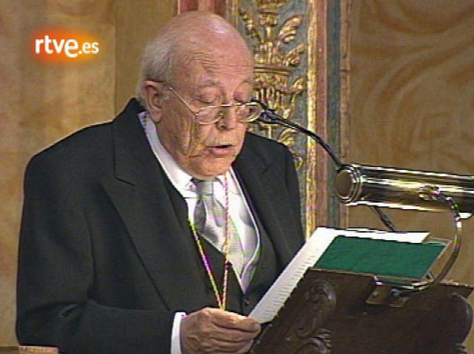 Discurso pronunciado por José Jiménez Lozano al recibir el Premio Cervantes de 2002