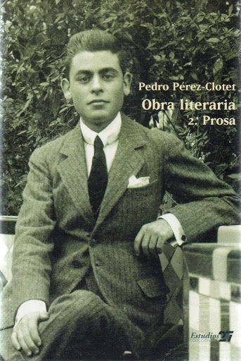 Pedro Pérez-Clotet, Cádiz, 1902-1966