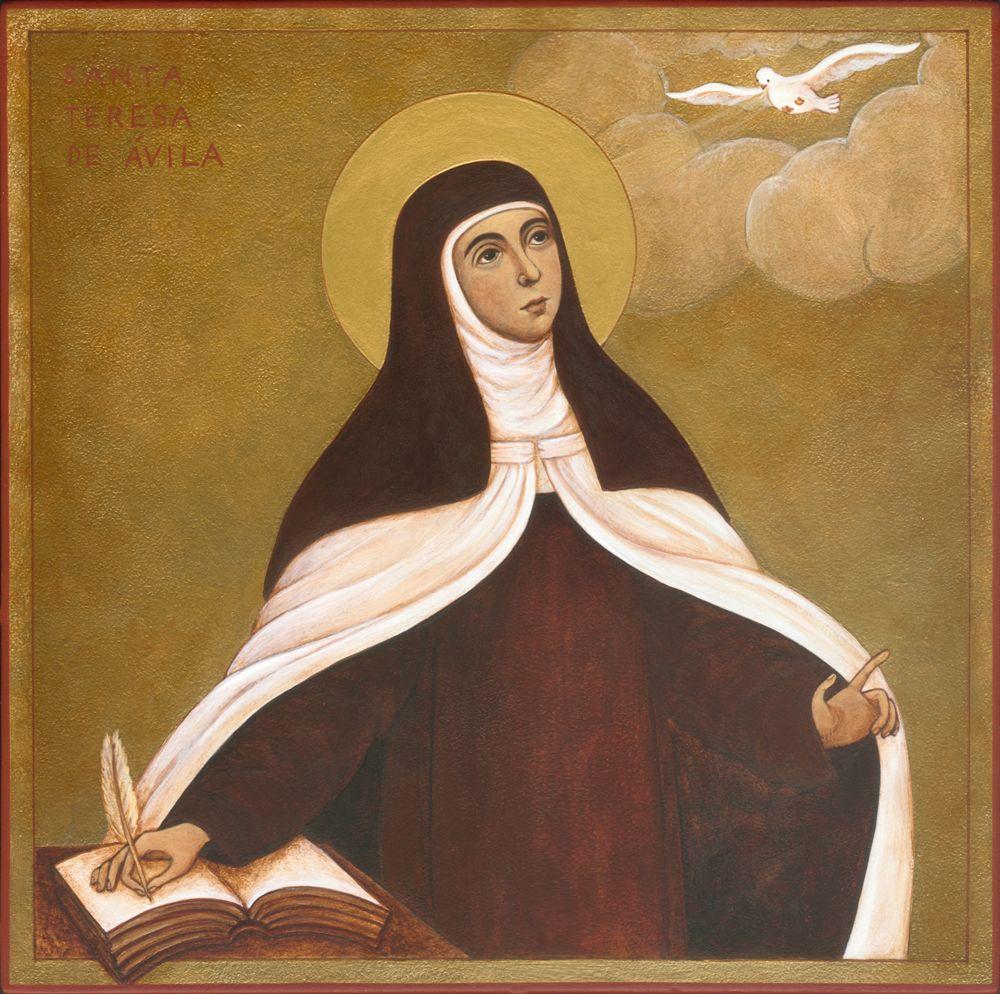 Teresa de Jesús, Ávila, 1515-1582