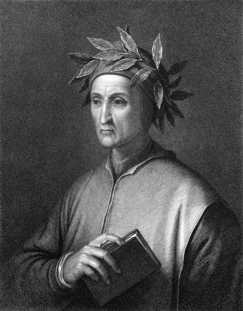 Dante Alighieri, Florencia, 1265-1321