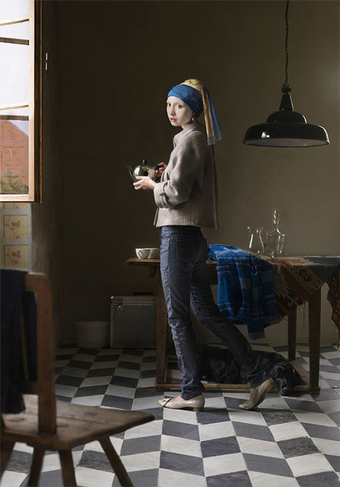 Dorothee Golz, poesia visual