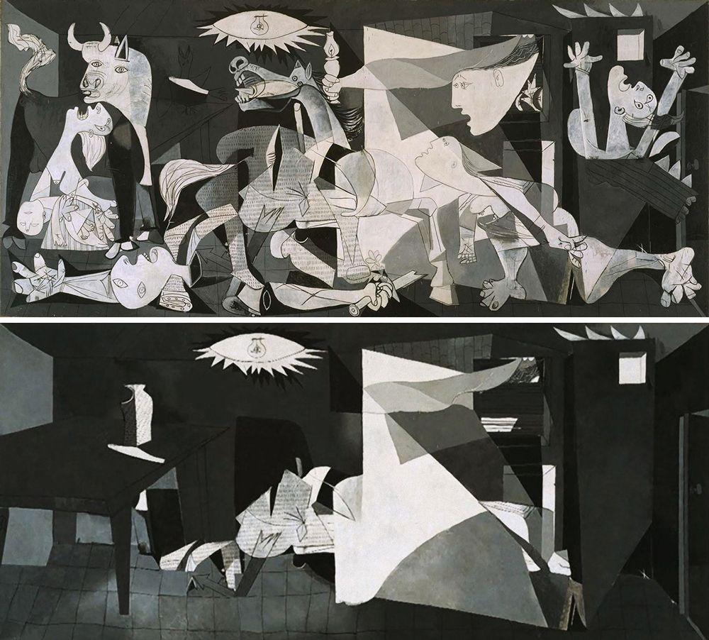 José Manuel Ballester, poesía visual