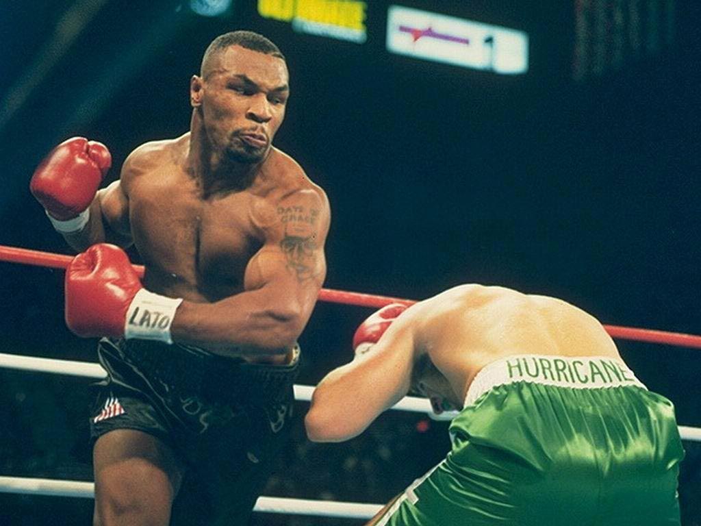 Mike Tyson y la redes sociales