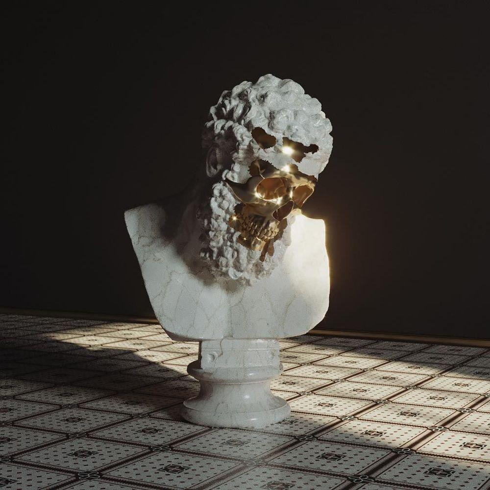 Murat Yıldırım, poesía visual
