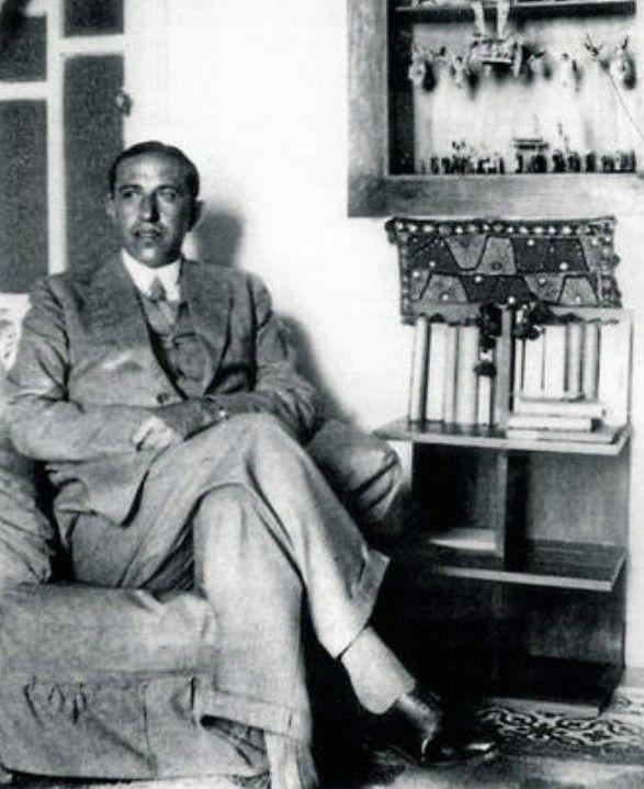 Pedro Salinas, Madrid, 1891-1951