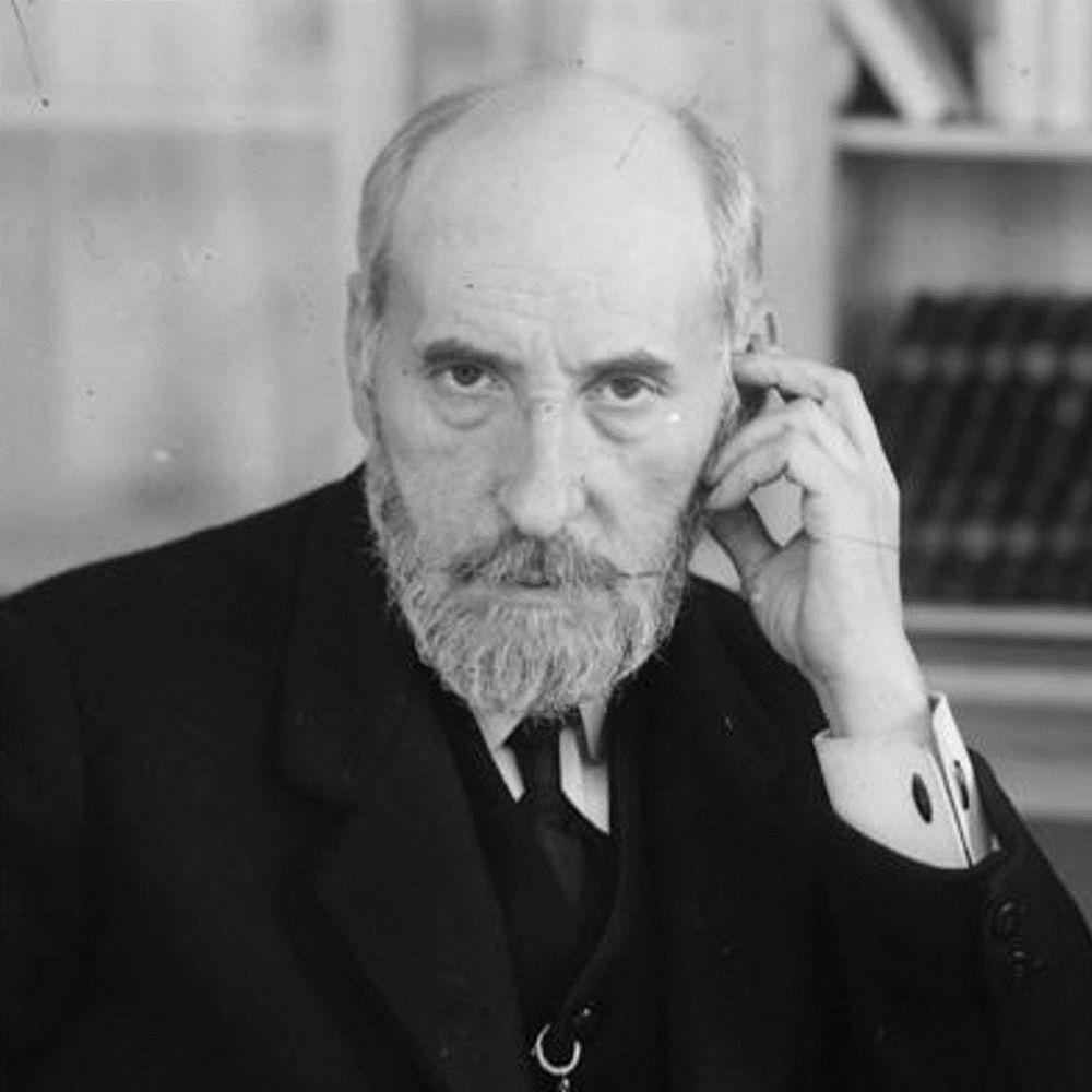 Santiago Ramón y Cajal, las ideas y los amigos