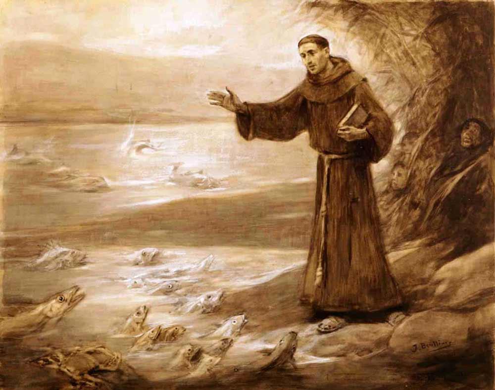 San Antonio de Padua y la práctica