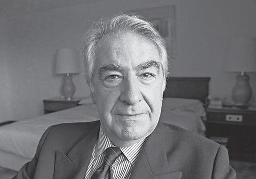 Álvaro Mutis, Colombia, 1923-2013