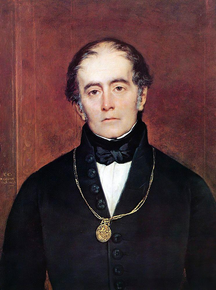 Andrés Bello, Venezuela, 1781-1865