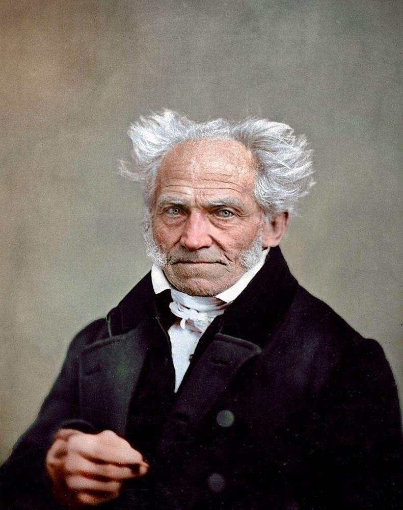 Arthur Schopenhauer: personajes que nunca fueron jóvenes