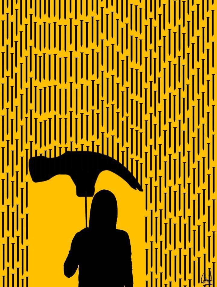 Cambio climático - Fotomontaje de David Pérez Pol