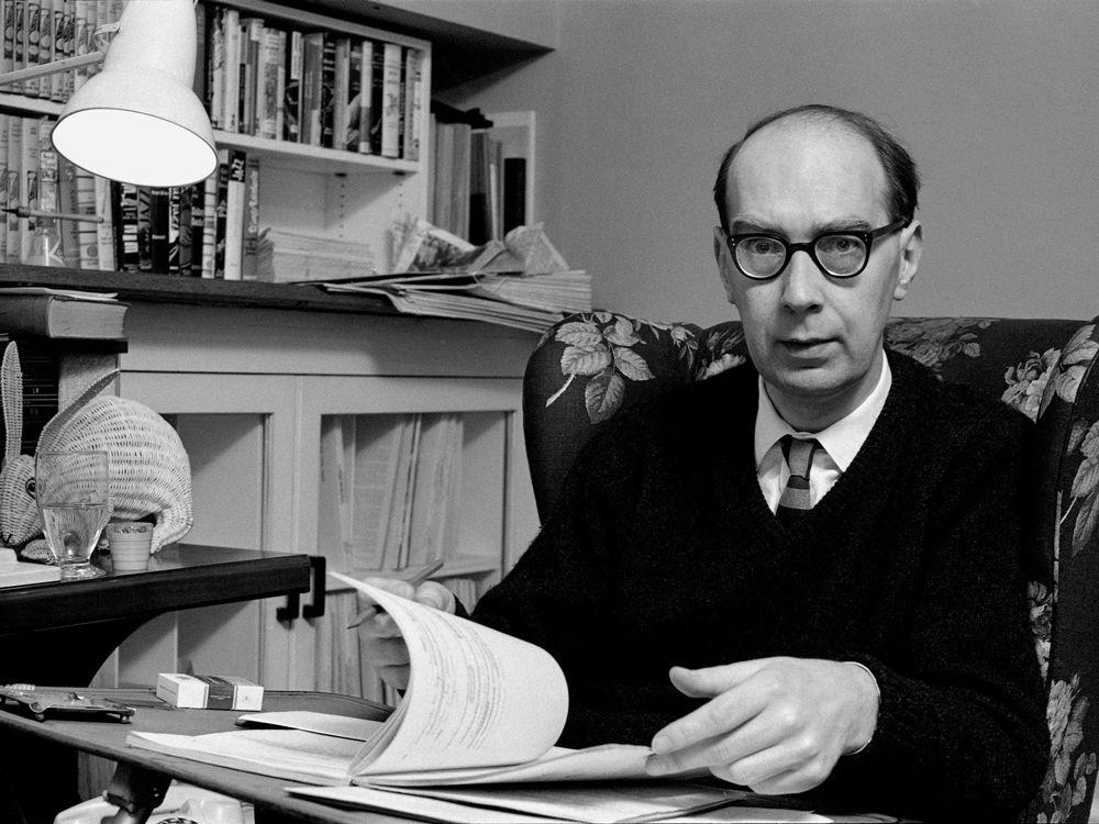 Philip Larkin, Inglaterra, 1922-1985