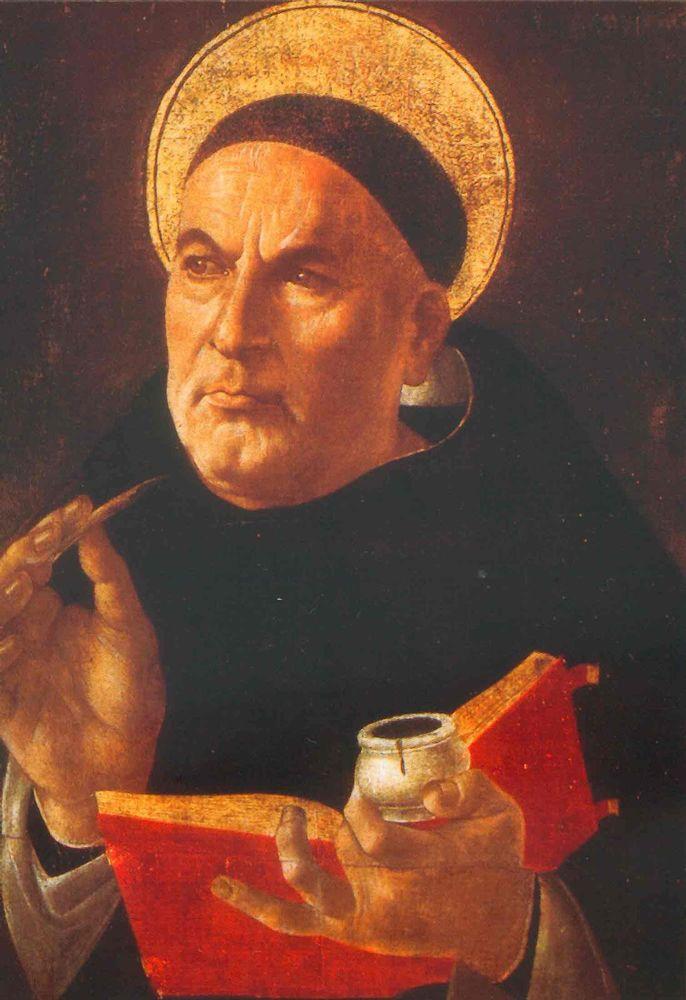 Tomás de Aquino, Italia, 1225-1274