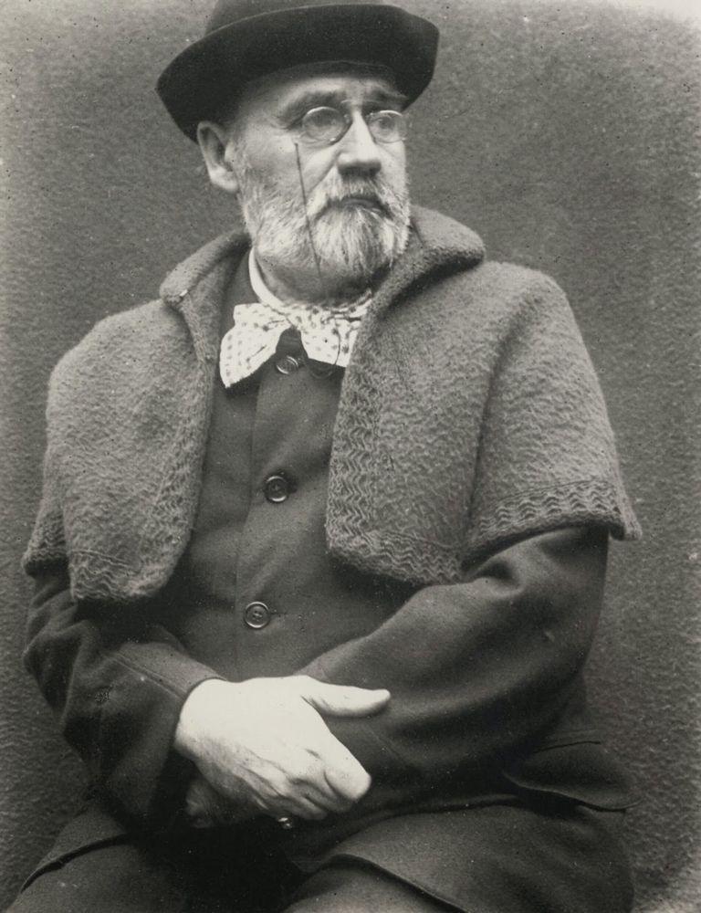 Emile Zola, personajes que nunca fueron jóvenes... pero sí