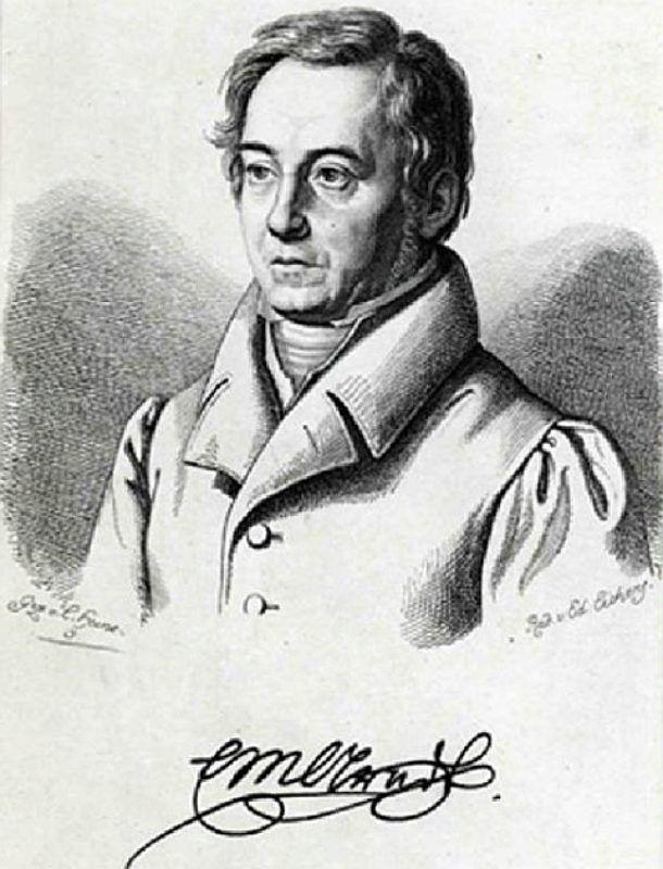 Ernst Moritz Arndt y la Patria