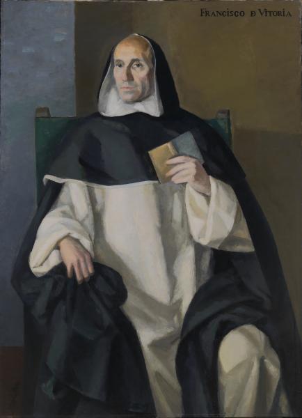 Francisco de Vitoria y la ley natural