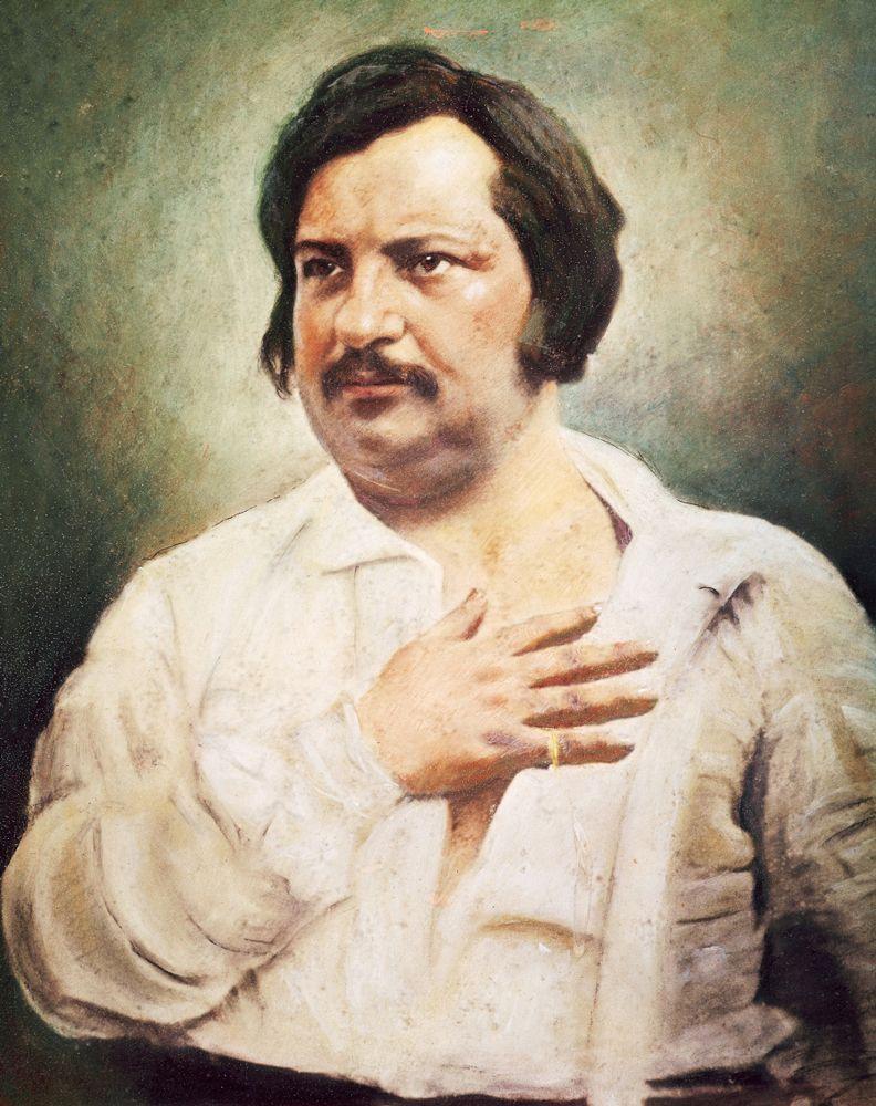 Honoré de Balzac y las madres
