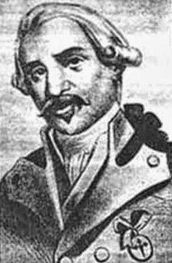 José Cadalso y Vázquez de Andrade, Cádiz, 1741-1782