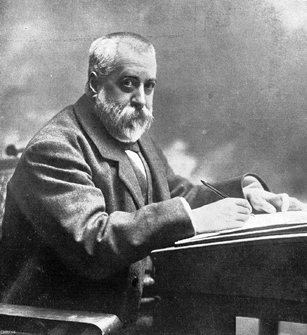 Marcelino Menéndez Pelayo, Santander, 1856-1912