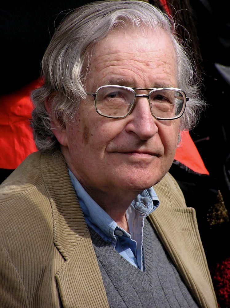 Noam Chomski y la apariencia