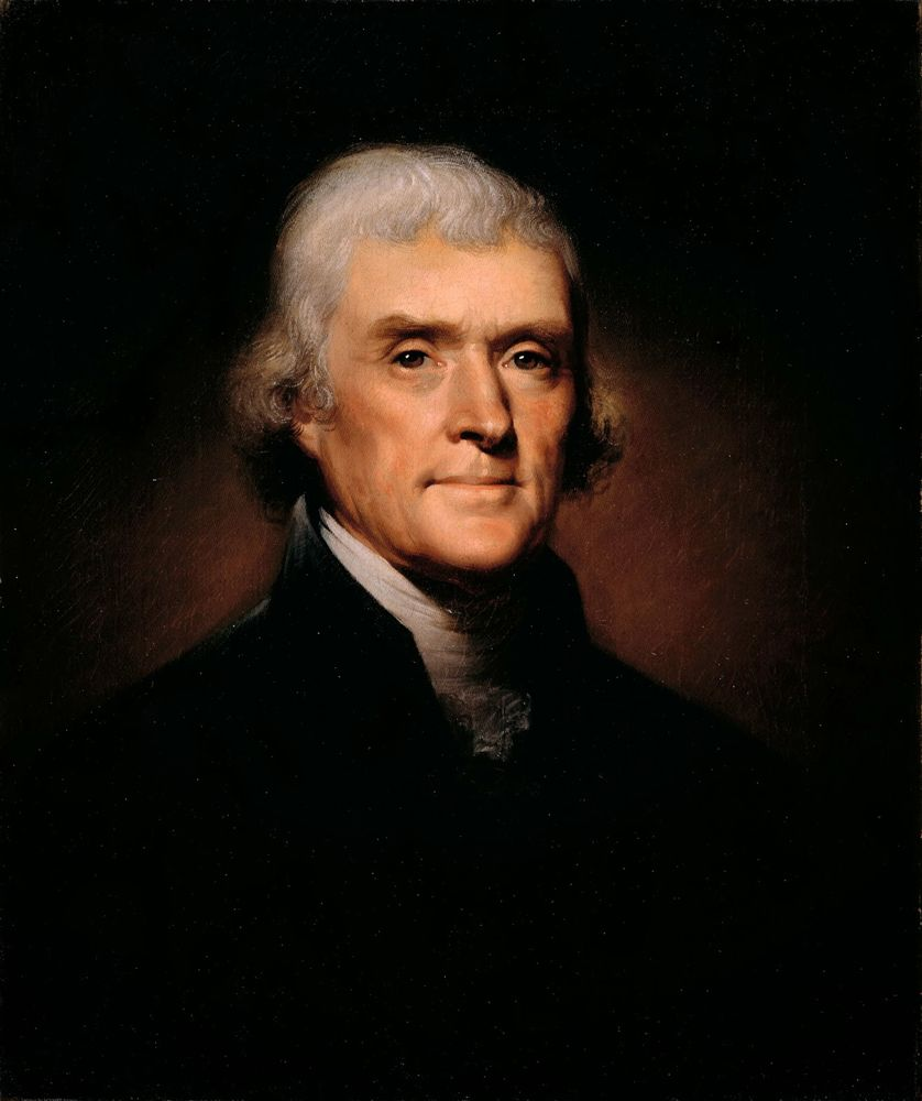 Thomas Jefferson y las tiranías