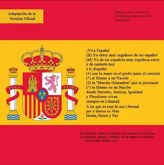 Himnos de España
