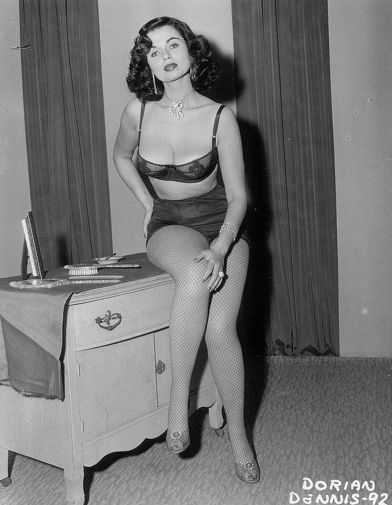 Dorian Dennis (Dee Dee), Usa, 1923-1970