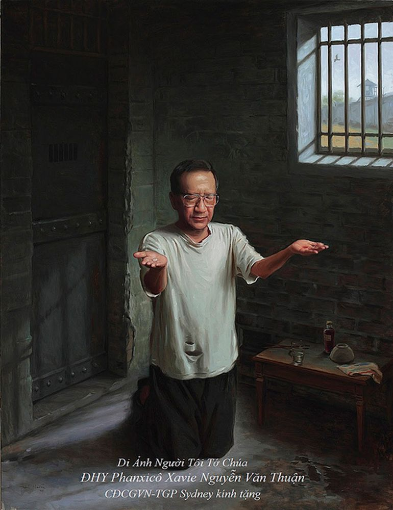 François-Xavier Nguyen Thuan, Vietnam, 1928-2002