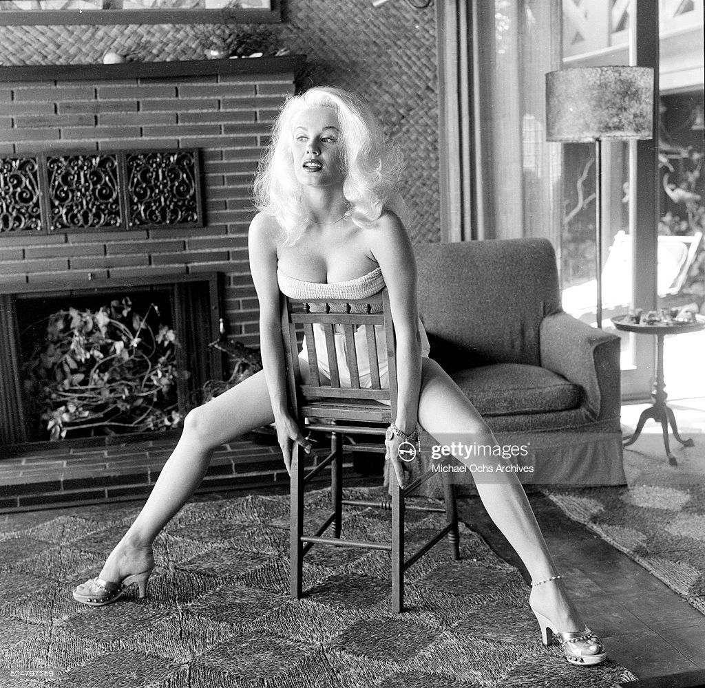 Mamie Van Doren, Usa, 1931