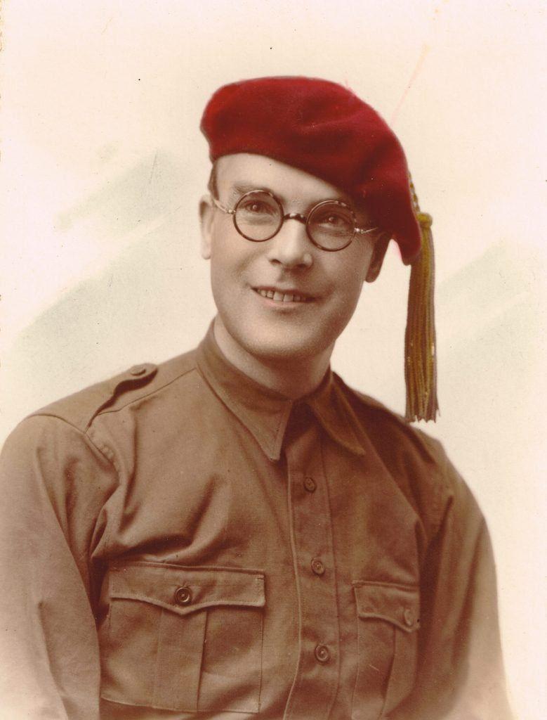 Martín Garrido Hernando, Burgos, 1897-1984