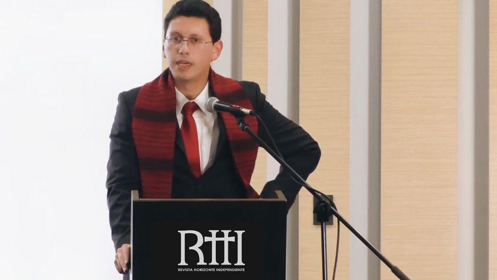 Discurso de apertura de la 1ª Convención Internacional de Humanidades pronunciado por Nicolás Orozco M.
