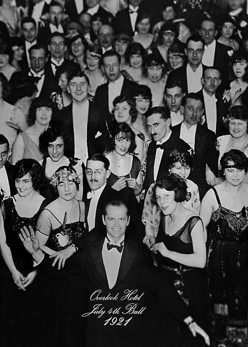 4 de Julio de 1921 en el Overloook Hotel