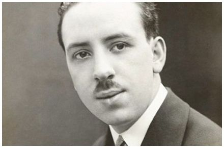 Alfred Hitchcock joven